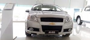 Chevrolet Aveo 1.4L LT, khuyến mãi 30 triệu, hỗ trợ vay ngân hàng đến 85%
