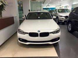 Cần bán xe BMW 3 Series 320i 2017, màu trắng, xe nhập, giá rẻ nhất