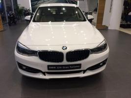 Cần bán xe BMW 320i Gran Turismo 2017, màu trắng, nhập khẩu chính hãng