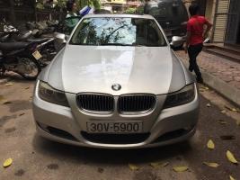 Cần bán xe BMW 3 Series sản xuất 2010, màu bạc, nhập khẩu, chính chủ, giá 550tr