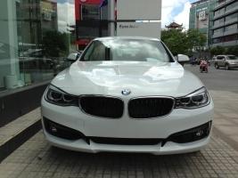 Cần bán xe BMW 320i Gran Turismo 2017, màu trắng, nhập khẩu, có xe giao ngay