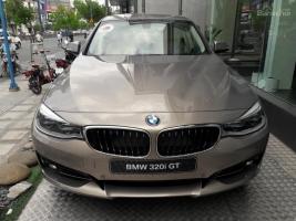 Cần bán ô tô BMW 3 Series 320i GT 2017, màu kem (be), nhập khẩu chính hãng