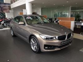 Cần bán xe BMW 3 Series 320i GT 2017, màu kem (be), nhập khẩu nguyên chiếc