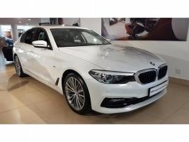 Cần bán xe BMW 5 Series (G30) 520d 2017 thế hệ mới, màu trắng, nhập khẩu chính hãng