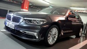 Cần bán ô tô BMW 5 Series 520d 2017, nhập khẩu nguyên chiếc