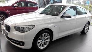 Cần bán xe BMW 5 Series 528i GT 2017, màu trắng, nhập khẩu chính hãng