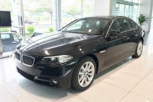 Cần bán BMW 5 Series 520i 2017, màu đen, nhập khẩu nguyên chiếc, BMW chính hãng, giá rẻ nhất, giao xe ngay