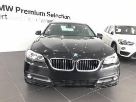 Cần bán BMW 5 Series 520i 2017, màu đen, nhập khẩu chính hãng, ưu đãi cực lớn