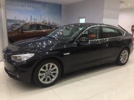 Cần bán BMW 5 Series 528i GT 2017, màu đen, nhập khẩu chính hãng
