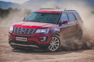 Cần bán xe Ford Explorer 2017, xe nhập
