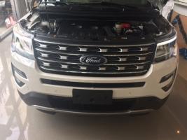 Ford Explorer Limited 2017, màu trắng, nhập khẩu Mỹ, đẳng cấp doanh nhân