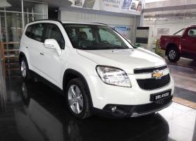 Cần bán xe Chevrolet Orlando LTZ đời 2017, giá ưu đãi đặc biệt