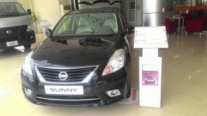 Nissan Sunny, xe Nhật siêu tiết kiệm nhiên liệu, chỉ hơn 500tr đồng