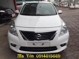 Sở hữu xe Nissan Sunny siêu chất giá cạnh tranh nhất thị trường, trả góp 80%, lhệ 0914815689