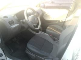 Xe Kia Morning Van 2 chỗ 2016, màu trắng, nhập khẩu