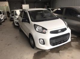 Bán xe Kia Morning Van 2 chỗ 2015, màu trắng, nhập khẩu, 305tr