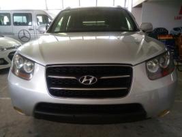 Hyundai Santafe MLX 2.0 máy dầu, nhập khẩu Hàn Quốc, màu bạc, sản xuất 2009, biển Hà Nội