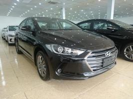Bán Hyundai Elantra 2017, màu nâu đen, các phiên bản MT, AT, mua xe chỉ từ 115 triệu - LH 090.467.5566