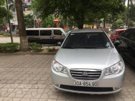 Xe Hyundai Elantra đời 2008, màu bạc, xe gia đình, 250 triệu