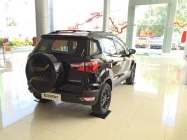 Bán Ford EcoSport Black Edition 2017 chính hãng giá tốt.