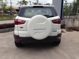 Cần bán xe Ford EcoSport Titanium đời 2015, màu trắng, giá 630tr