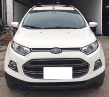 Cần bán xe Ford EcoSport 1.5 AT 2015, màu trắng