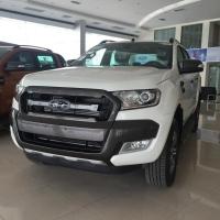 Cần bán Ford Ranger XLS 2017, màu trắng, nhập khẩu chính hãng giá cạnh tranh