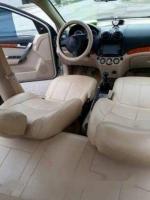 Cần bán xe Daewoo Gentra MT đời 2010, màu bạc chính chủ giá cạnh tranh