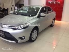 Khuyến mãi lớn chỉ 300 triệu đã sở hữu ngay chiếc xe Toyota Vios 2017 tại Toyota Hải Dương