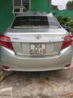 Bán Toyota Vios E đời 2015, màu bạc, giá chỉ 465 triệu