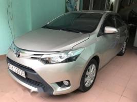 Cần bán xe cũ Toyota Vios G đời 2015