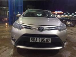Cần bán Toyota Vios E 2015, sơn zin
