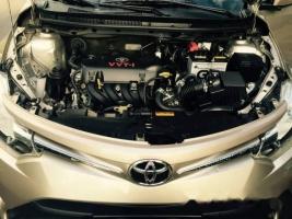Bán xe cũ Toyota Vios đời 2015 xe gia đình