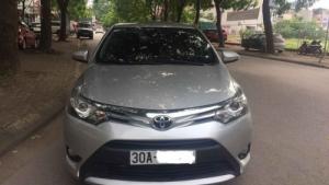 Cần bán lại xe Toyota Vios 1.5 AT đời 2015, 595tr