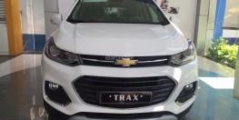 Đón lộc đầu năm cùng Chevrolet TRax 2017, giá tốt bất ngờ, hỗ trợ vay vốn 100%, bao hồ sơ trên toàn quốc. Liên hệ ngay