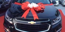 [HOT] Chevrolet New Cruze LTZ - 2017 giảm khủng 40 triệu tiền mặt, hỗ trợ vay vốn 100%, bao hồ sơ vay trên toàn quốc