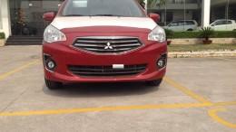 Mitsubishi Attrage 2016 giá 520 triệu