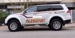 Mitsubishi Pajero Sport 2012 giá 626 triệu