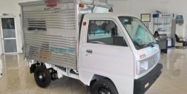 Suzuki Super-Carry Truck thùng kín giá 217 triệu