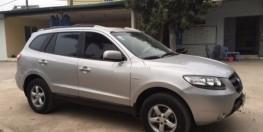 Hyundai Santa Fe 2008 giá 495 triệu