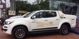 Chevrolet Colorado Phiên Bản High Country mới giá 839 triệu