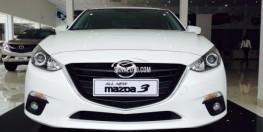 Mazda 3 2017 giá 650 triệu