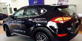 Hyundai Tucson 2016 nhập mới, màu đen có sẵn xe giao giá 1 tỉ 006 triệu