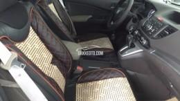 Honda CR-V 2014 2.0AT màu bạc