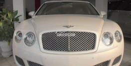 Bentley Continental Flying Spur Mùa Trắng 2009 giá 5 tỉ 610 triệu