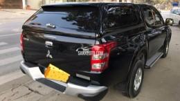 Mitsubishi Triton đời cuối 2015 phom mới