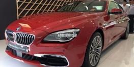 BMW 640i GC,nhập chính hãng tại miền Trung giá 4 tỉ 168 triệu đồng