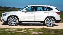 BMW X1 18i đời 2016 giá  1 tỉ 728 triệu đồng
