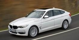 BMW 320i GranTourer giá 2 tỉ 098 triệu