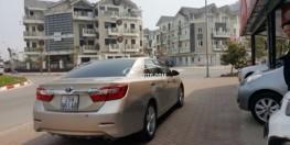 Toyota Camry 2.5Q màu vàng cát 2013 giá 1 tỉ 019 triệu
